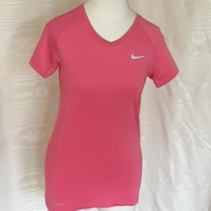 Nike Pro Combat Fitted Short Sleeve Tee